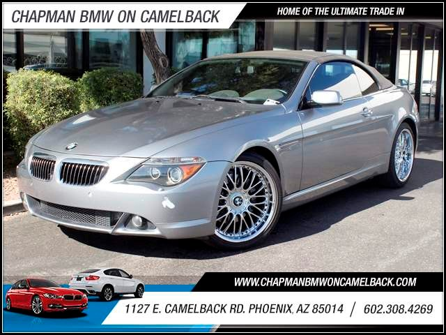 2005 BMW 6-Series 645Ci 90994 miles 1127 E Camelback BLACK FRIDAY SALE EVENT going on NOW through