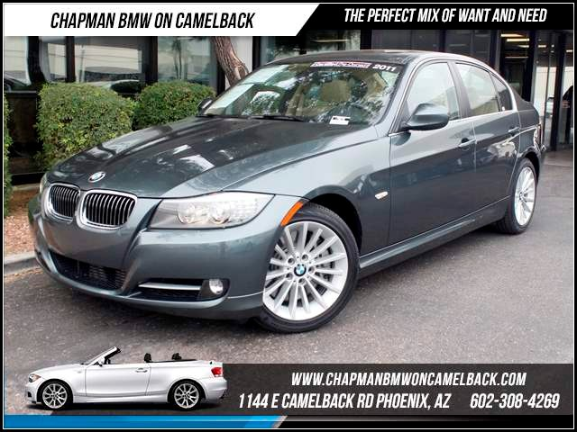 2011 BMW 3-Series Sdn 335i 37509 miles 1144 E CamelbackHappier Holiday Sales Event on Now Chap
