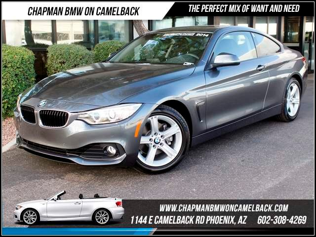 2014 BMW 4-Series 428i 6800 miles 1144 E Camelback The BMW Certified Edge Sales Event If you h