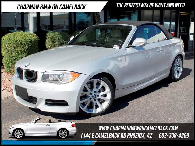 2012 BMW 1-Series 135i 42251 miles 1144 E CamelbackHappier Holiday Sales Event on Now Chapman