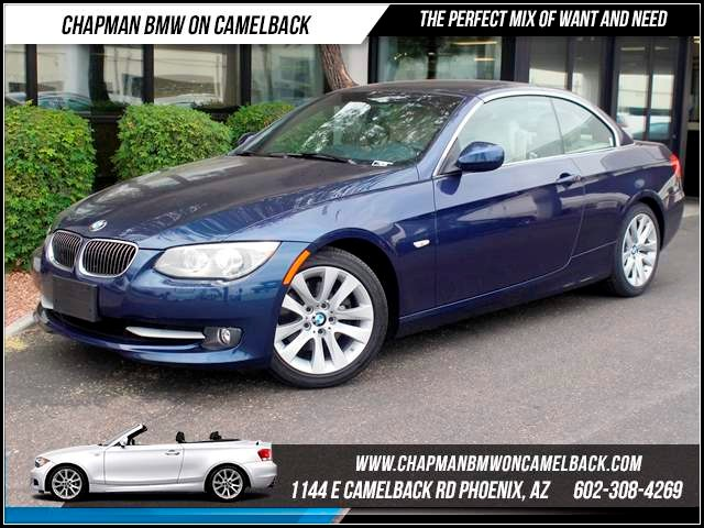 2011 BMW 3-Series Conv 328i Prem Nav 43489 miles 1144 E CamelbackHappier Holiday Sales Event on
