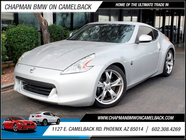 2009 Nissan 370Z Touring 29898 miles 1127 E Camelback BUY WITH CONFIDENCE Chapman BMW is