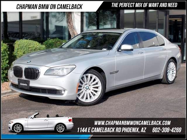 2009 BMW 7-Series 750Li 73283 miles 1144 E CamelbackHappier Holiday Sales Event on Now Chapman