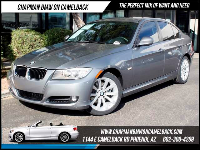 2011 BMW 3-Series Sdn 328i 29585 miles 1144 E CamelbackHappier Holiday Sales Event on Now Chap
