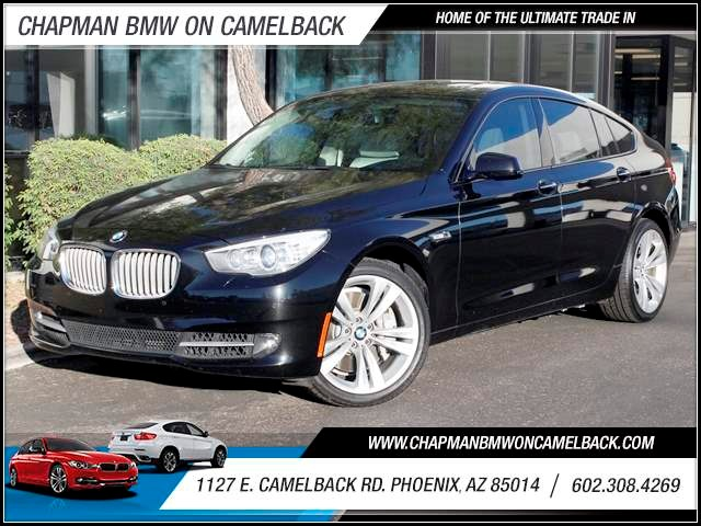 2010 BMW 5-Series 550i Gran Turismo 87203 miles 1127 E Camelback BLACK FRIDAY SALE EVENT going on