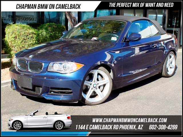 2011 BMW 1-Series 135i 29599 miles 1144 E CamelbackHappier Holiday Sales Event on Now Chapman