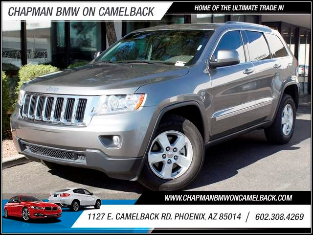 2012 Jeep Grand Cherokee Laredo 49810 miles Cruise control Anti-theft system alarm with engine i