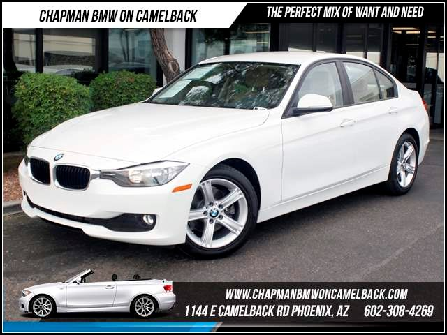 2014 BMW 3-Series Sdn 320i 9386 miles 1144 E CamelbackHappier Holiday Sales Event on Now Chapm