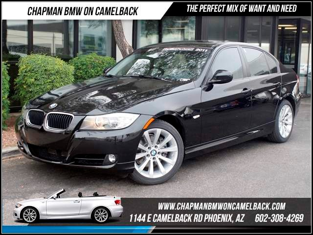 2011 BMW 3-Series Sdn 328i 28368 miles 1144 E CamelbackHappier Holiday Sales Event on Now Chap