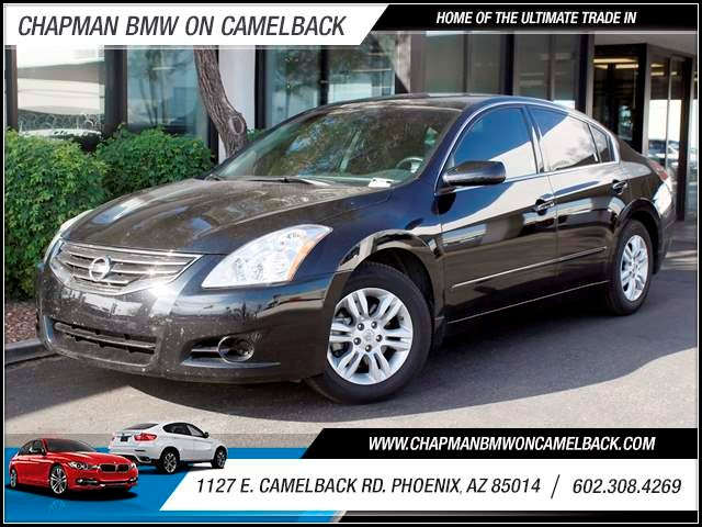 2012 Nissan Altima 25 S 53778 miles 1127 E Camelback BUY WITH CONFIDENCE Chapman BMW is