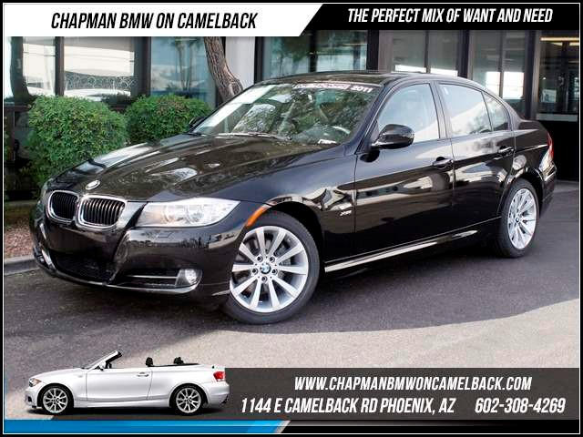 2011 BMW 3-Series Sdn 328i xDrive Prem Pkg 41494 miles 1144 E CamelbackHappier Holiday Sales Eve