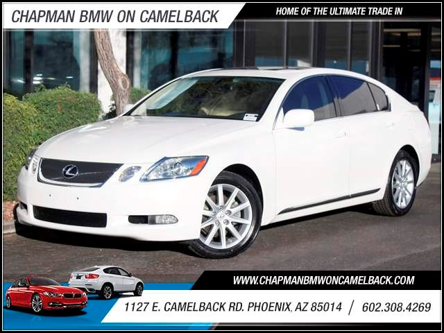2006 Lexus GS 300 67736 miles 1127 E Camelback BUY WITH CONFIDENCE Chapman BMW is located