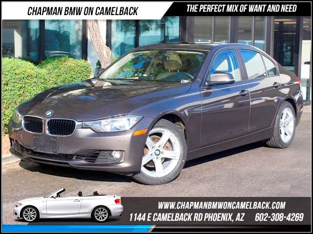 2013 BMW 3-Series Sdn 328i 34027 miles 1144 E CamelbackHappier Holiday Sales Event on Now Chap