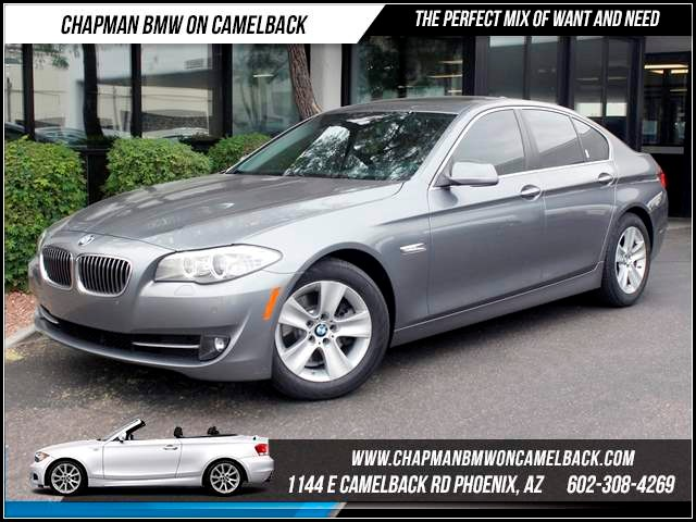 2011 BMW 5-Series 528i 33335 miles 1144 E CamelbackHappier Holiday Sales Event on Now Chapman