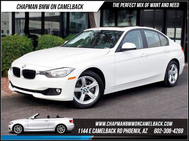 2014 BMW 3-Series Sdn 328i xDrive 18524 miles 1144 E CamelbackHappier Holiday Sales Event on Now