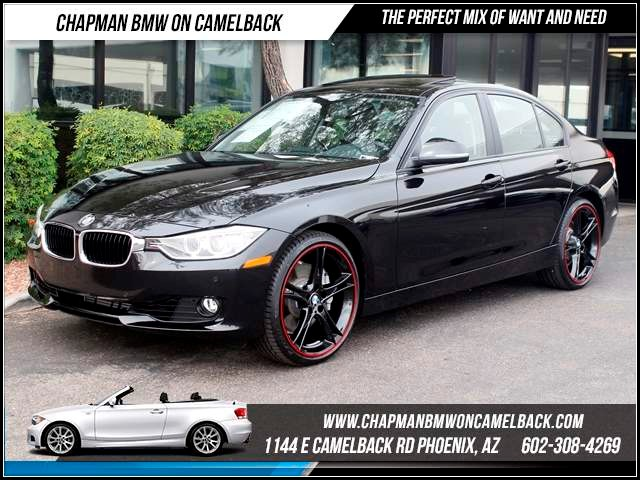2014 BMW 3-Series Sdn 335i 8914 miles 1144 E CamelbackHappier Holiday Sales Event on Now Chapm