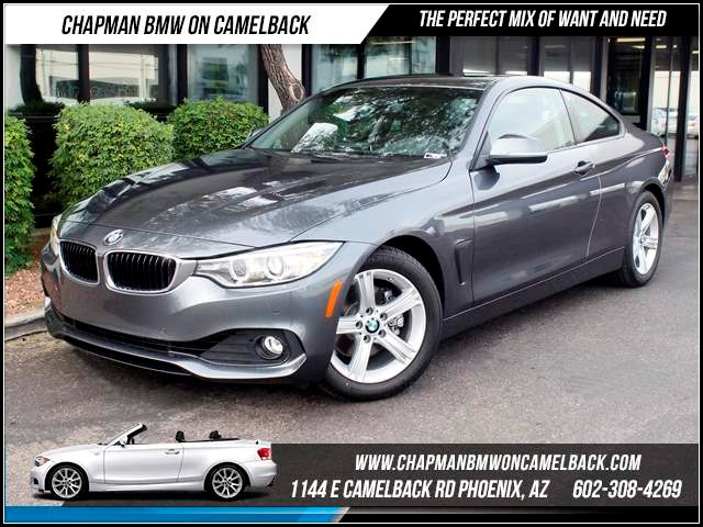 2014 BMW 4-Series 428i Coupe 4219 miles 1144 E CamelbackHappier Holiday Sales Event on Now Cha