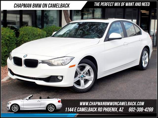 2014 BMW 3-Series Sdn 328i xDrive 9363 miles 1144 E CamelbackHappier Holiday Sales Event on Now