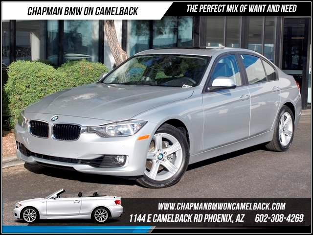 2014 BMW 3-Series Sdn 328i 4085 miles 1144 E CamelbackHappier Holiday Sales Event on Now Chapm