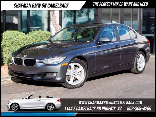 2014 BMW 3-Series Sdn 328i 4014 miles 1144 E CamelbackHappier Holiday Sales Event on Now Chapm