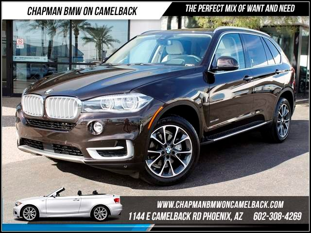 2014 BMW X5 sDrive35i Xline Driver AssistPr 14844 miles 1144 E CamelbackHappier Holiday Sales E