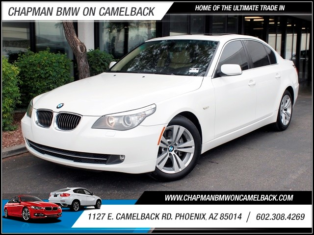 2010 BMW 5-Series 528i 96680 miles 1127 E Camelback BUY WITH CONFIDENCE Chapman BMW is lo