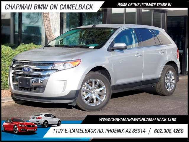 2012 Ford Edge Limited 42729 miles 1127 E Camelback BUY WITH CONFIDENCE Chapman BMW is lo