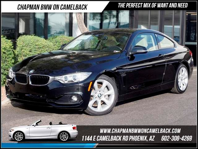 2014 BMW 4-Series 435i Coupe 8520 miles 1144 E Camelback Rd BLACK FRIDAY SALE EVENT going on NOW