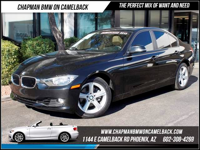 2013 BMW 3-Series Sdn 328i 43540 miles Chapman BMW on Camelback CPO Elite Sales Event Take advan