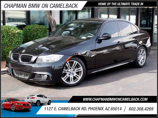 2009 BMW 3-Series Sdn 328i 84512 miles 1127 E Camelback BUY WITH CONFIDENCE Chapman BMW i