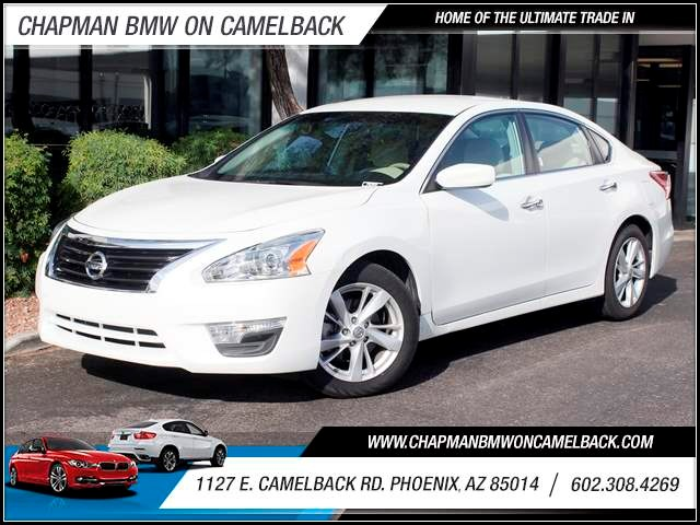 2013 Nissan Altima 25 SL 21123 miles 1127 E Camelback BUY WITH CONFIDENCE Chapman BMW is