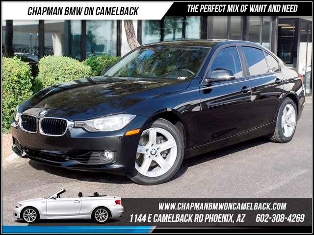 2012 BMW 3-Series Sdn 328i PremTech Pkg Nav 27938 miles 1144 E CamelbackHappier Holiday Sales E