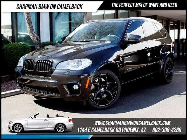 2012 BMW X5 xDrive50i M SportTech Pkg Nav 45007 miles 1144 E CamelbackMarch Madness Sales Eve