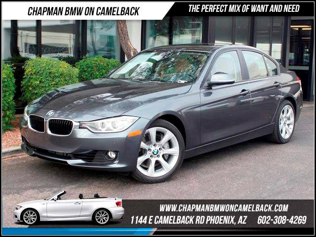 2014 BMW 3-Series Sdn 335i 7009 miles 1144 E CamelbackHappier Holiday Sales Event on Now Chapm