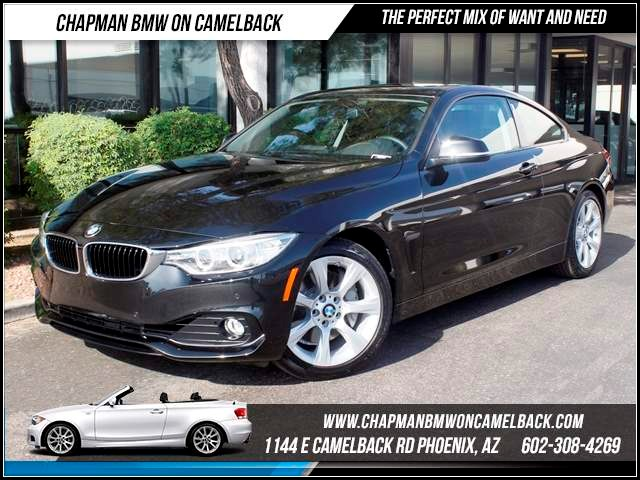 2014 BMW 4-Series 435i 3547 miles 1144 E CamelbackHappier Holiday Sales Event on Now Chapman B