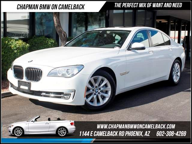 2013 BMW 7-Series 740i 38652 miles 1144 E CamelbackHappier Holiday Sales Event on Now Chapman