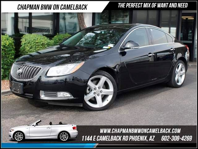 2012 Buick Regal Premium 3 25125 miles 1127 E Camelback BUY WITH CONFIDENCE Chapman BMW i