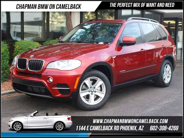 2012 BMW X5 xDrive35i Sport Activity 45721 miles 1144 E Camelback The BMW Certified Edge Sales E