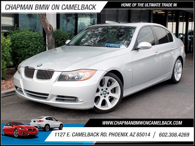 2008 BMW 3-Series Sdn 335i 58035 miles 1127 E Camelback BUY WITH CONFIDENCE Chapman BMW i