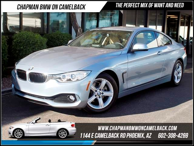 2014 BMW 4-Series 428i 5294 miles 1144 E CamelbackHappier Holiday Sales Event on Now Chapman B