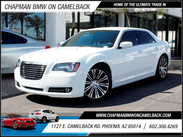 2013 Chrysler 300 S 22900 miles 602 385-2286 1127 E Camelback HOME OF THE ULTIMATE TRADE IN