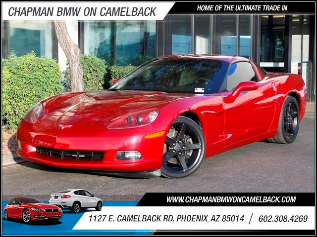 2005 Chevrolet Corvette 46655 miles 1127 E Camelback BUY WITH CONFIDENCE Chapman BMW is l