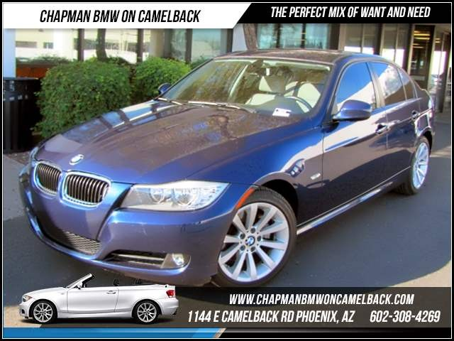 2011 BMW 3-Series Sdn 328i 42975 miles 1144 E CamelbackCPO Elite Sales Event on now at Chapman