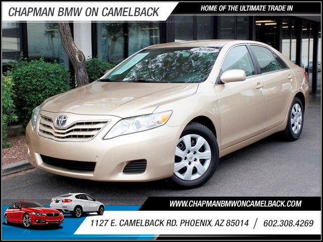 2010 Toyota Camry LE 64376 miles 1127 E Camelback BUY WITH CONFIDENCE Chapman BMW is loca