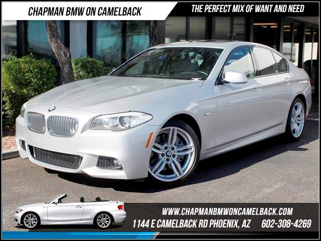 2011 BMW 5-Series 550i 21682 miles 1144 E CamelbackHappier Holiday Sales Event on Now Chapman