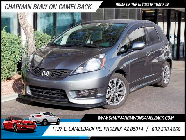 2013 Honda Fit Sport 13863 miles 602 385-2286 1127 Camelback TAX SEASON IS HERE Buy the car