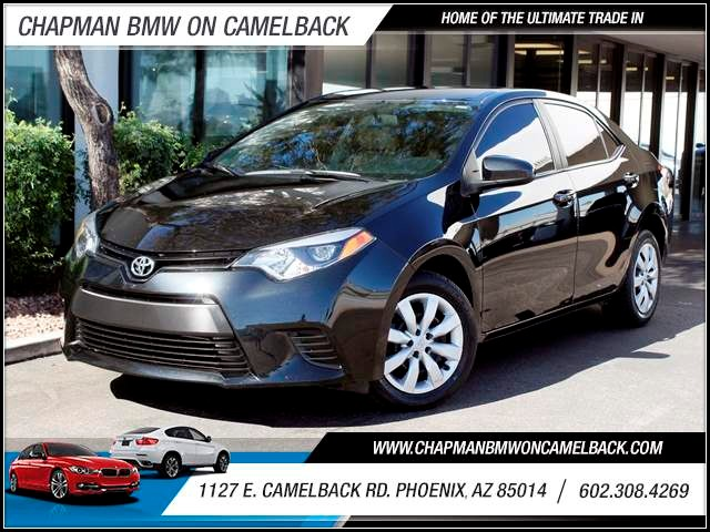 2014 Toyota Corolla LE Plus 16244 miles TAX SEASON IS HERE Buy the car or truck of your DREAMS
