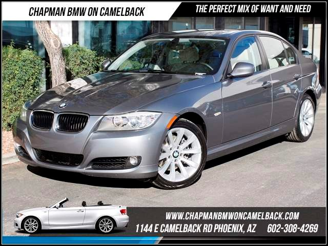 2011 BMW 3-Series Sdn 328i 36769 miles 1144 E CamelbackCPO Elite Sales Event on now at Chapman