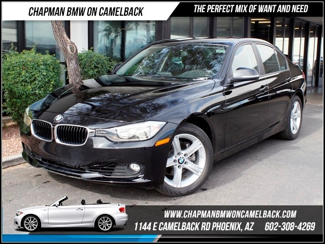 2014 BMW 3-Series Sdn 328i Prem Pkg 2768 miles 1144 E CamelbackCPO Elite Sales Event on now at