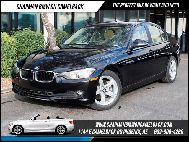 2014 BMW 3-Series Sdn 320i 2388 miles 1144 E CamelbackCPO Elite Sales Event on now at Chapman